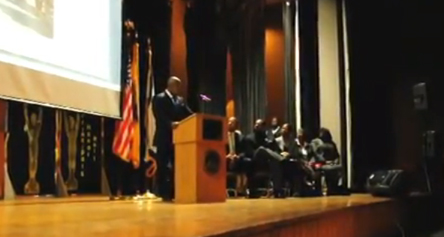 Councilman Ras J. Baraka State of South Ward Address 2/27/2013