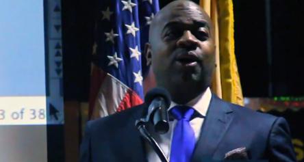 Ras Baraka… for Mayor??? MCTV News