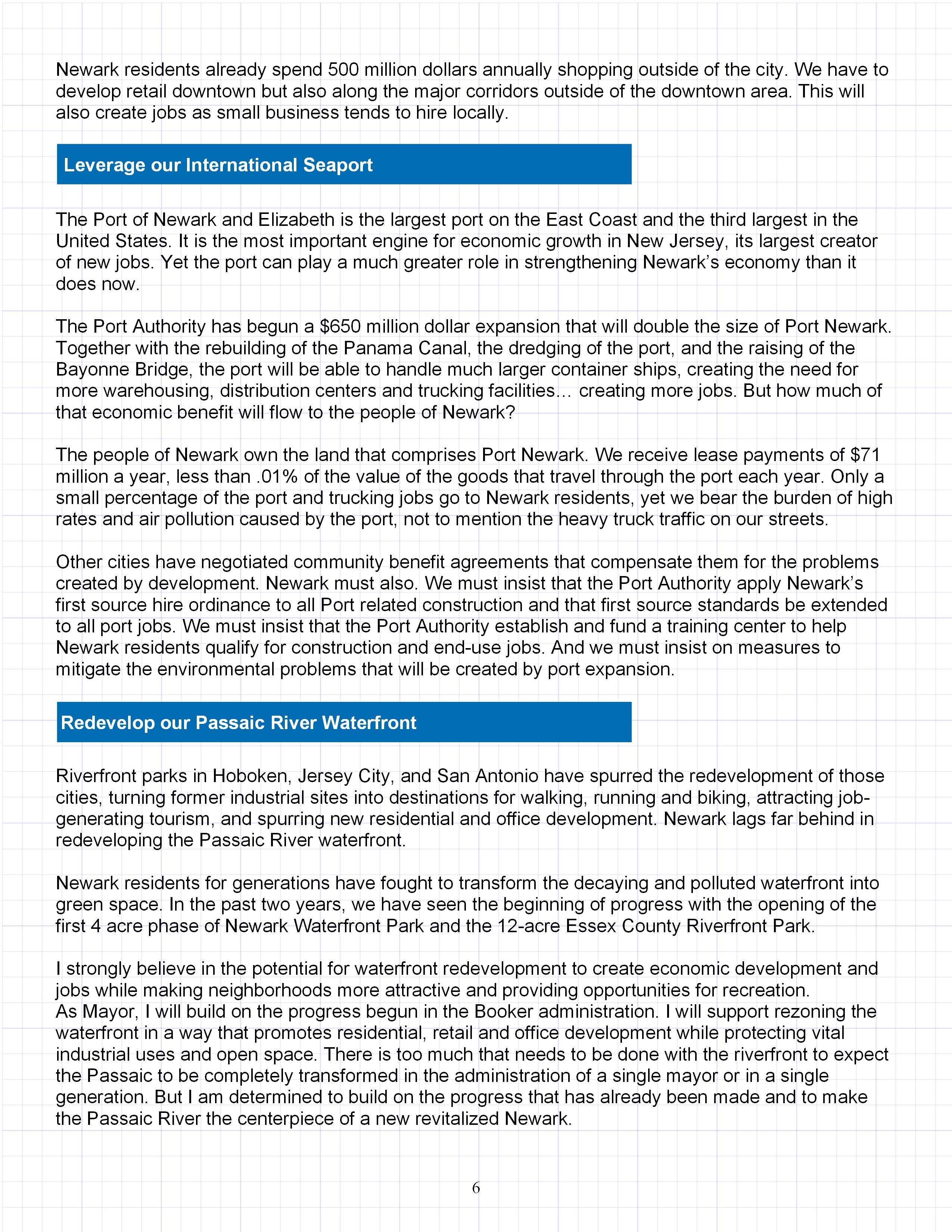 jobs the ras baraka blueprint for economic development and job creation in newark
