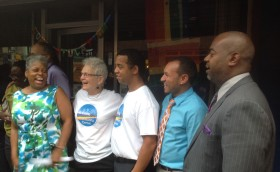 LGBTQ Community Center Ribbon Cutting