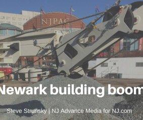 newark building boom