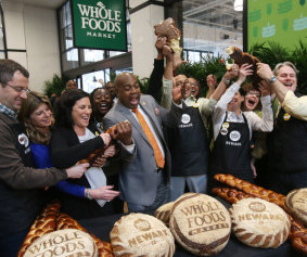 whole foods opening